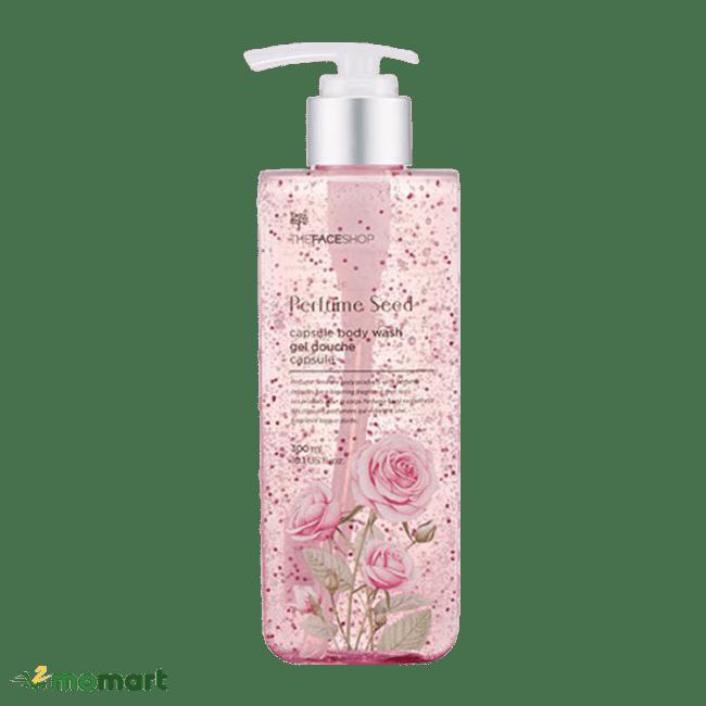 Sữa tắm Perfume Seed Capsule Body Wash
