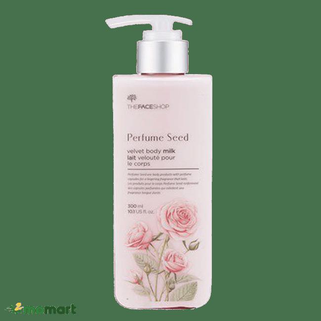 Sữa dưỡng thể Perfume Seed Velvet Body Milk