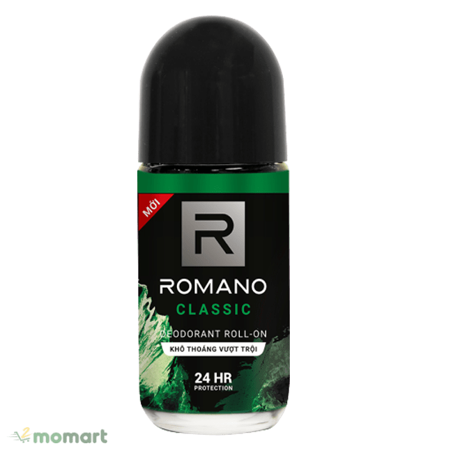 Lăn ngăn mùi Romano hương thơm nam tính