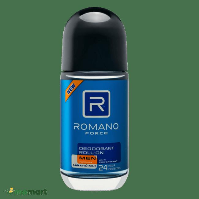 Lăn ngăn mùi Romano lưu hương bền lâu