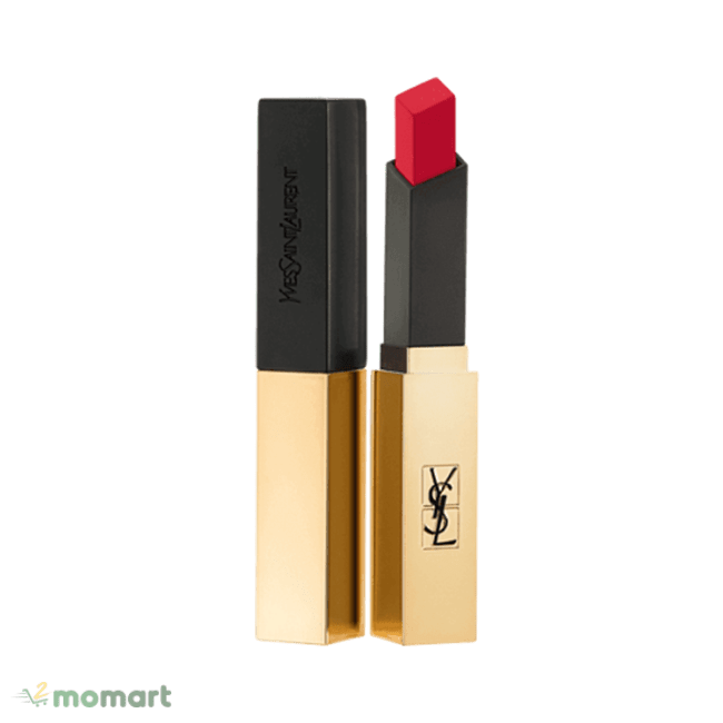 Cây son YSL rouge pur couture the slim matte