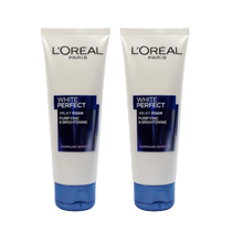 Sữa rửa mặt L'Oréal Paris White Perfect Milky Foam