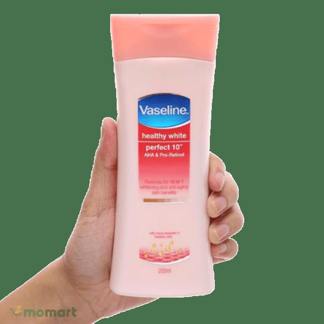Vaseline Healthy White Perfect 10