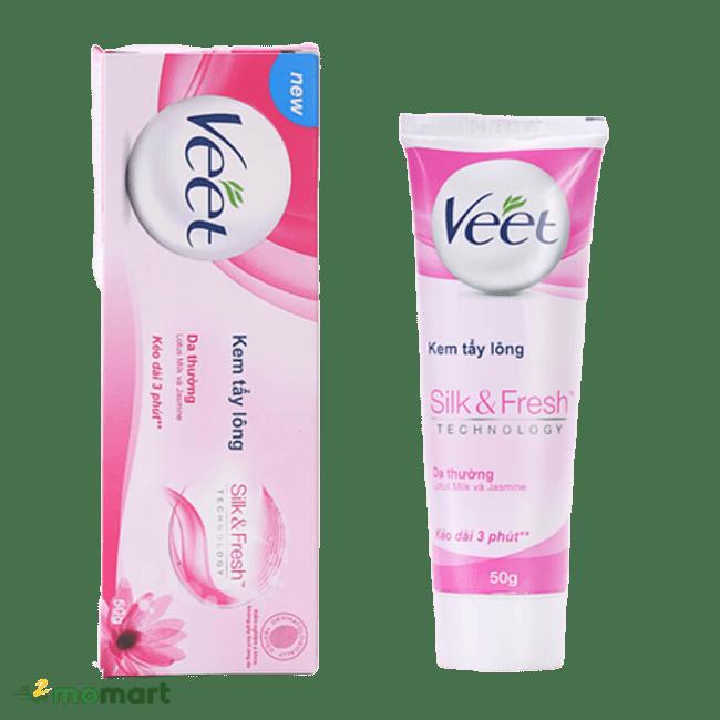 Veet Silk & Fresh