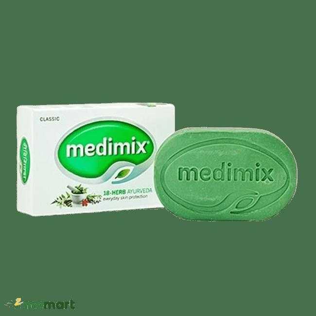 Xà phòng tắm Medimix từ thảo dược