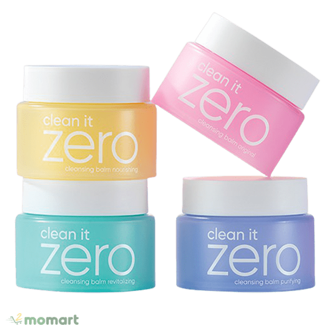Thiết kế của Clean It Zero Cleansing Balm