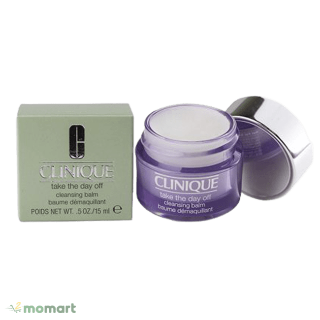 Thiết kế của Clinique Take The Day Off Cleansing Balm