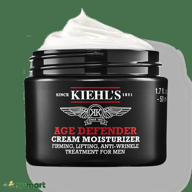 Chất kem của Kiehl's Age Defender Moisturizer