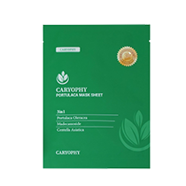 Mặt nạ Caryophy Portulaca Mask Sheet dịu nhẹ
