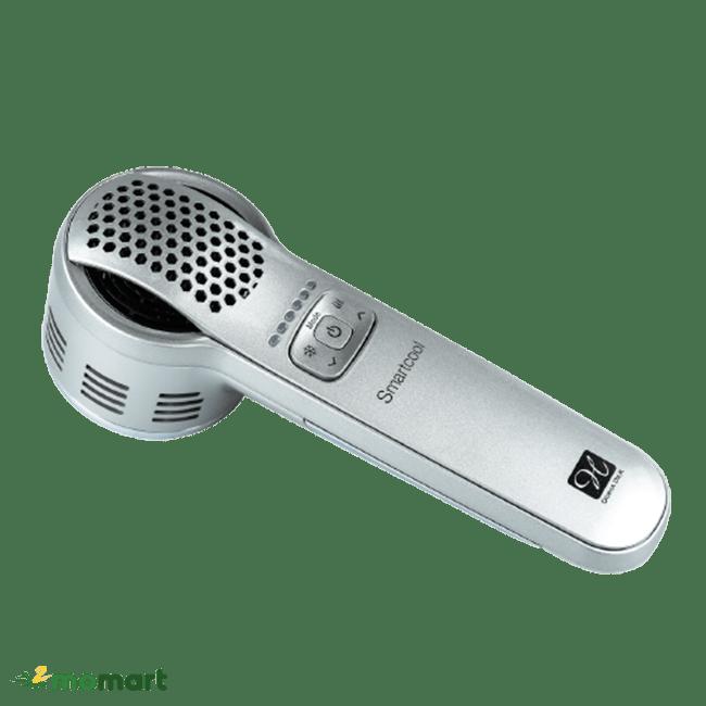 Thiết kế của Máy điện di Smartcool