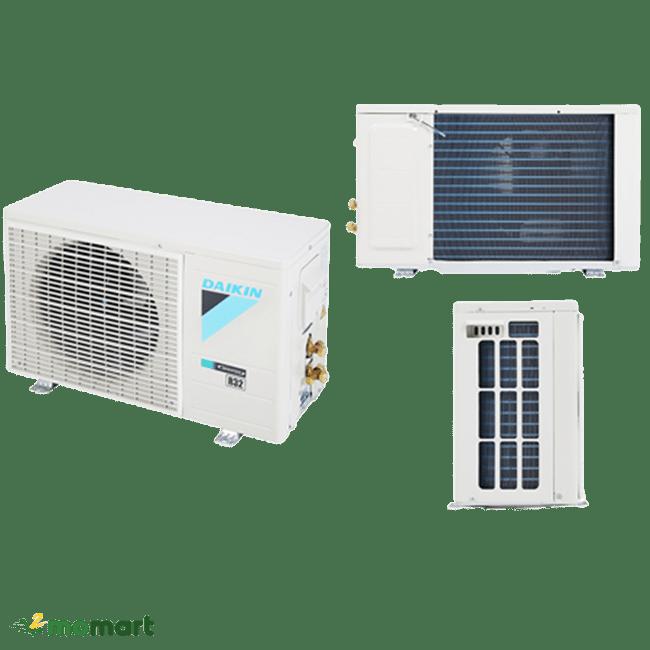 Máy lạnh Daikin Inverter 1 HP FTKA25VMVMV dàn lạnh
