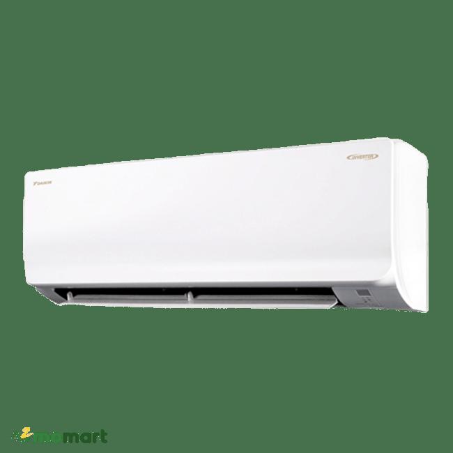 Máy lạnh Daikin Inverter 1 HP FTKA25VMVMV chụp nghiêng