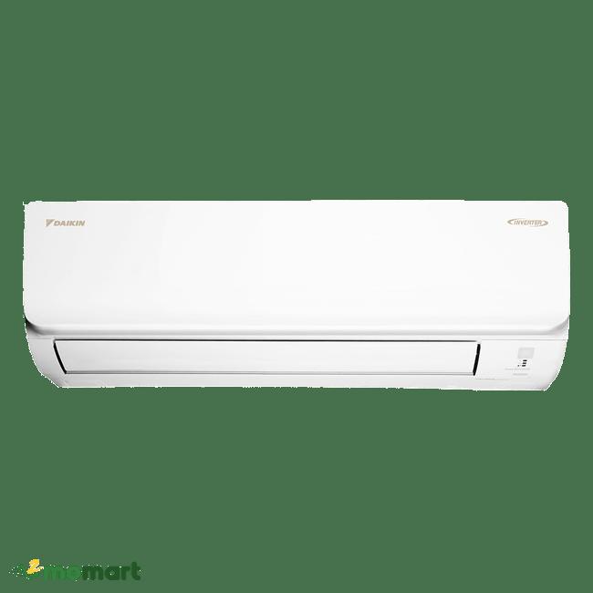 Máy lạnh Daikin Inverter 1 HP FTKA25VMVMV chụp trực diện