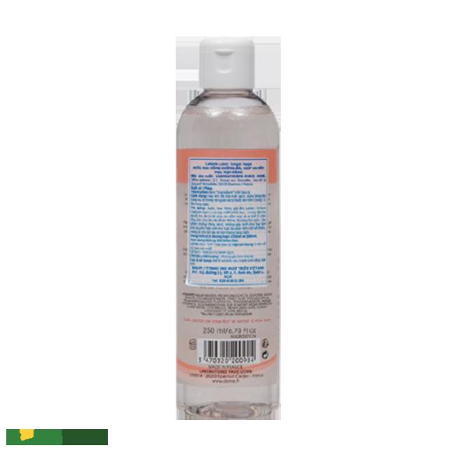 Nước hoa hồng Callibelle diu nhẹ an toàn cho da