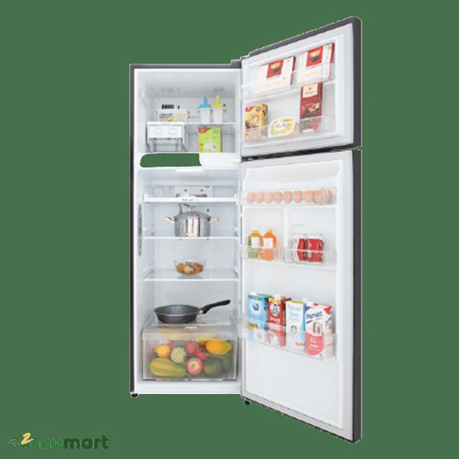 Tủ lạnh LG Inverter 315 lít GN-M315BL ngăn chứa