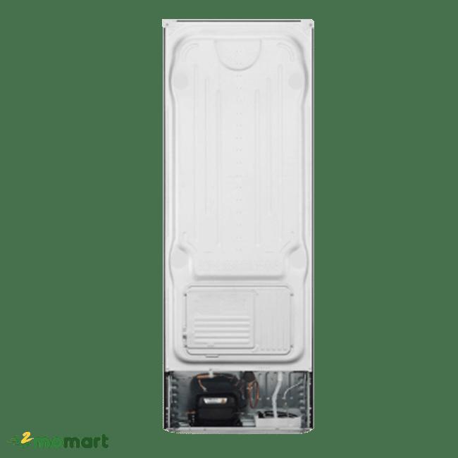 Tủ lạnh LG Inverter 315 lít GN-M315BL phía sau