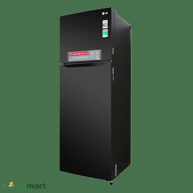 Tủ lạnh LG Inverter 315 lít GN-M315BL hiện đại
