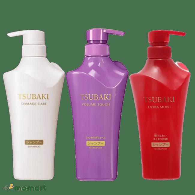 Các dòng Shiseido Tsubaki