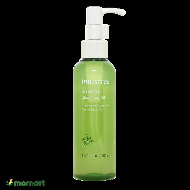 Dầu tẩy trang Innisfree cấp ẩm cho da hiệu quả