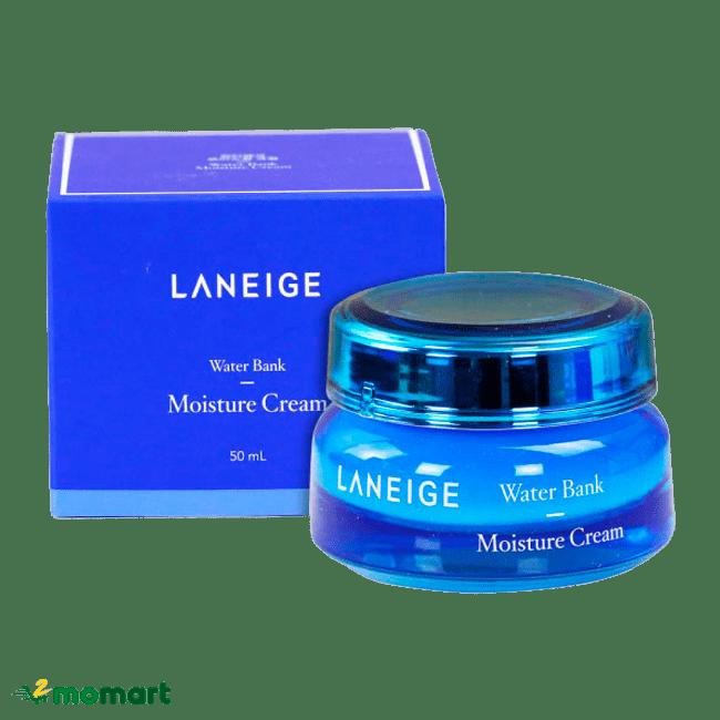 Kem dưỡng ẩm Water Bank Moisture Cream Laneige