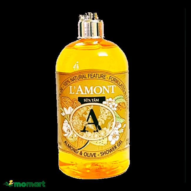 Lamont Olive & Honey Shower Gel