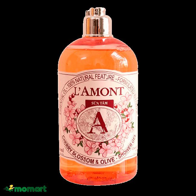 Lamont En Provence Cherry Blossom Shower Gel