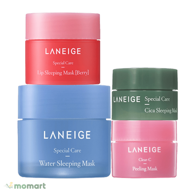 Laneige mini mask collection