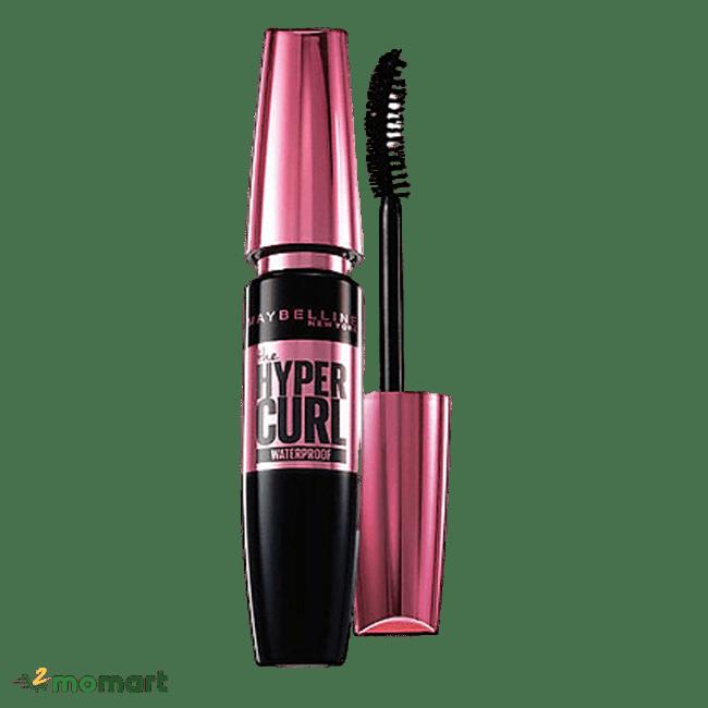 Mascara Maybelline giúp cong mi tự nhiên