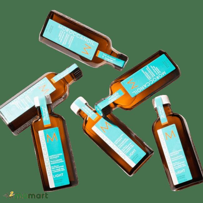 Sáu lọ Moroccanoil oil