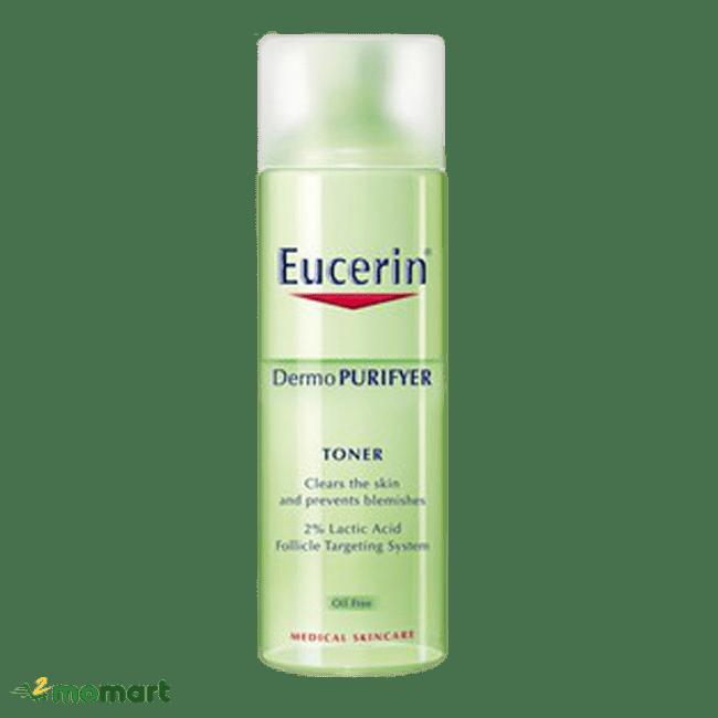 Nước hoa hồng Eucerin chính hãng