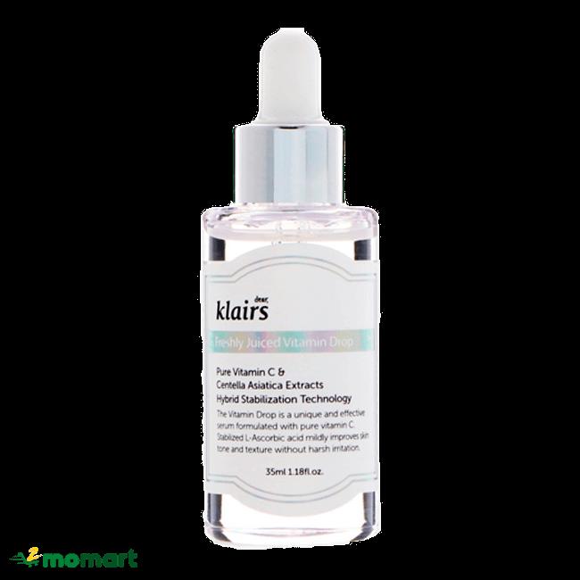 Serum dưỡng trắng da Klairs Vitamin C