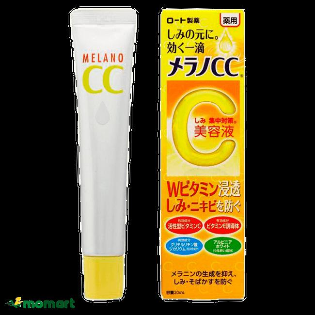 Serum Melano CC Rohto Nhật Bản