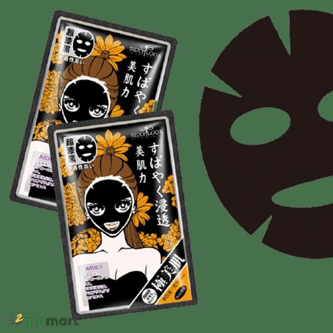 Mặt nạ đen SexyLook thành phần hoa cúc