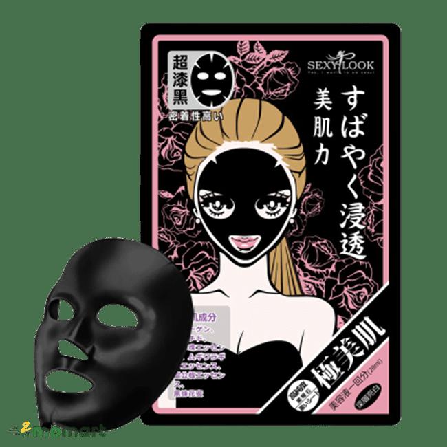 Mặt nạ đen SexyLook dưỡng trắng
