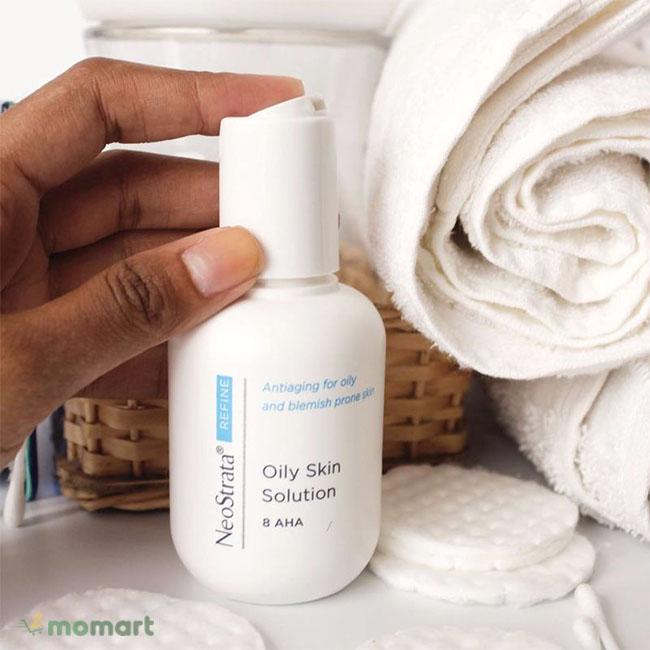 Hình thật của Neostrata Oily Skin Solution 8 AHA