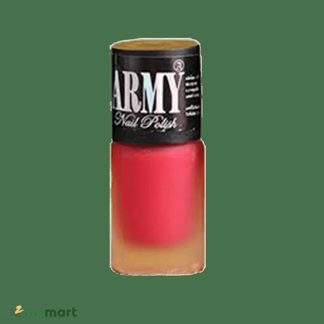 Thiết kế của sơn móng nhám Army