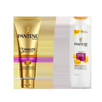 Dầu gội Pantene phục hồi tổn thương cho tóc