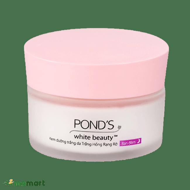Kem dưỡng da ban đêm Pond's trắng hồng