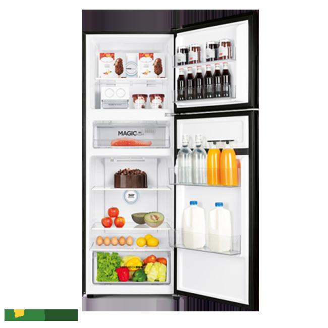 Tủ lạnh Aqua Inverter 312 lít AQR-T359MA (GB) công nghệ tiến tiến nhất