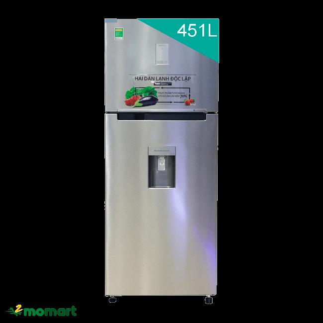 Tủ lạnh Samsung RT46K6836SL chính hãng