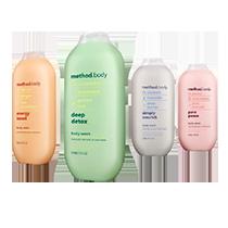 Sữa tắm Method body