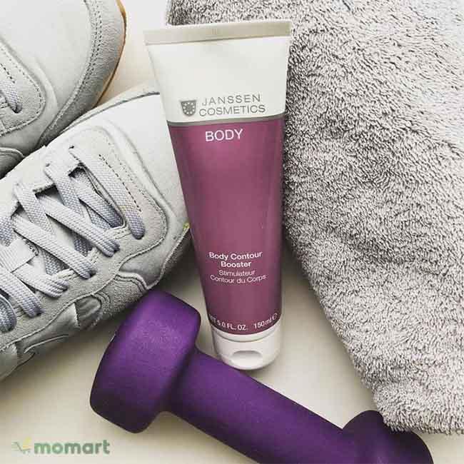Janssen Cosmetics Oxygenating Body Scrub