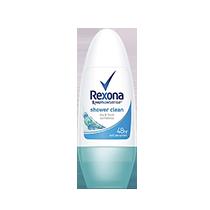 Lăn khử mùi Rexona Shower Clean hiệu quả