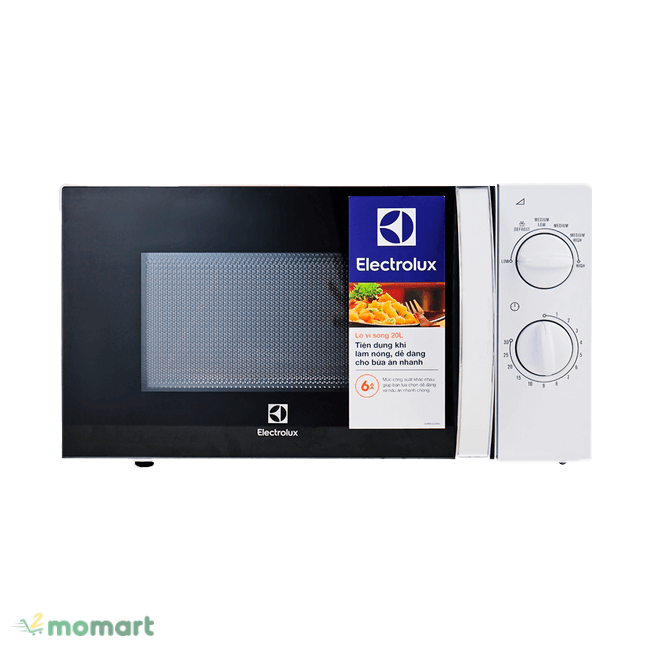 Lò vi sóng Electrolux EMM2023MW chính hãng
