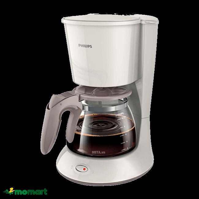 Máy pha cà phê Philips HD7447 dễ sử dụng