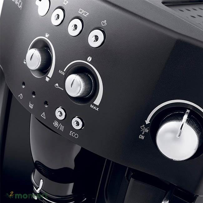 Bảng điều khiển của máy pha cà phê tự động Delonghi Esam4000.B
