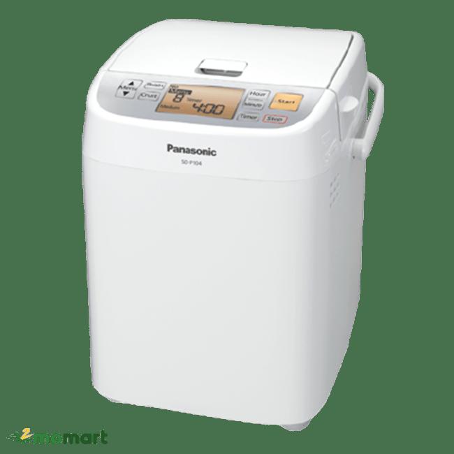 Panasonic SD-P104WRA chụp nghiêng trái