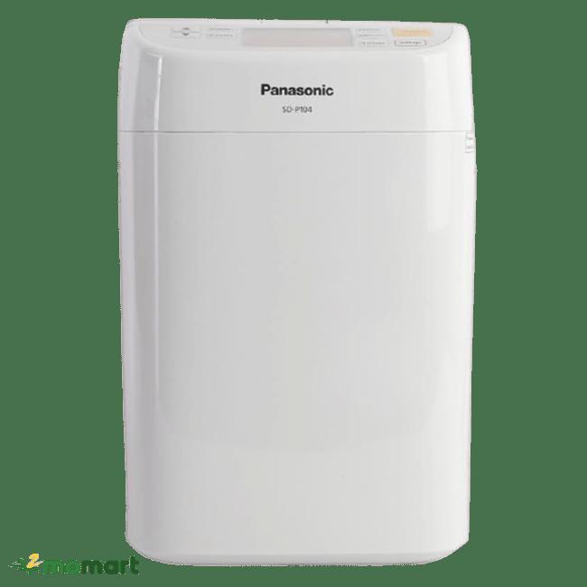 Thiết kế hiện đại của Panasonic SD-P104WRA