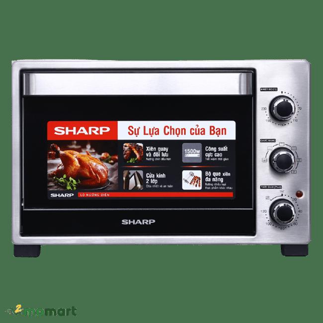Sharp EO-A323RCSV-ST 32 lít chụp trực diện