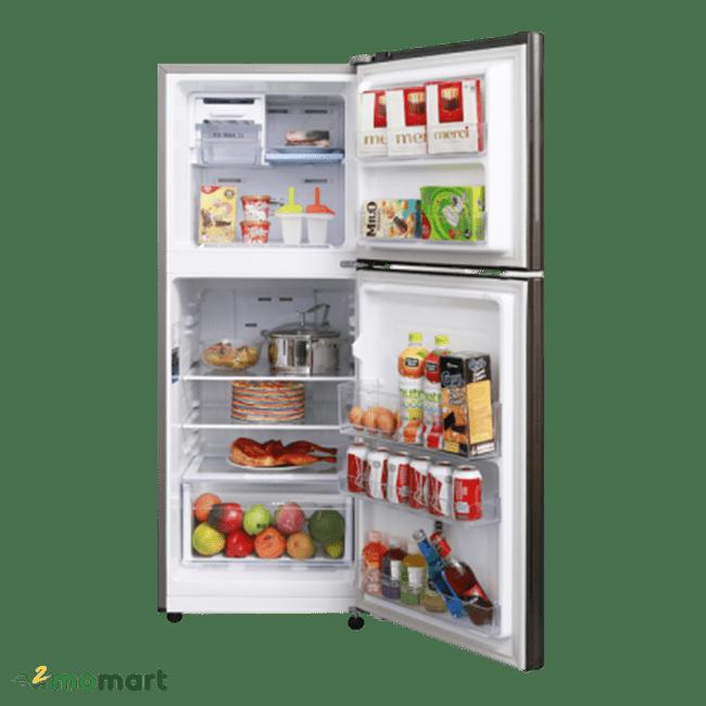Tủ lạnh Samsung RT20HAR8DDX/SV 208L 2 cánh